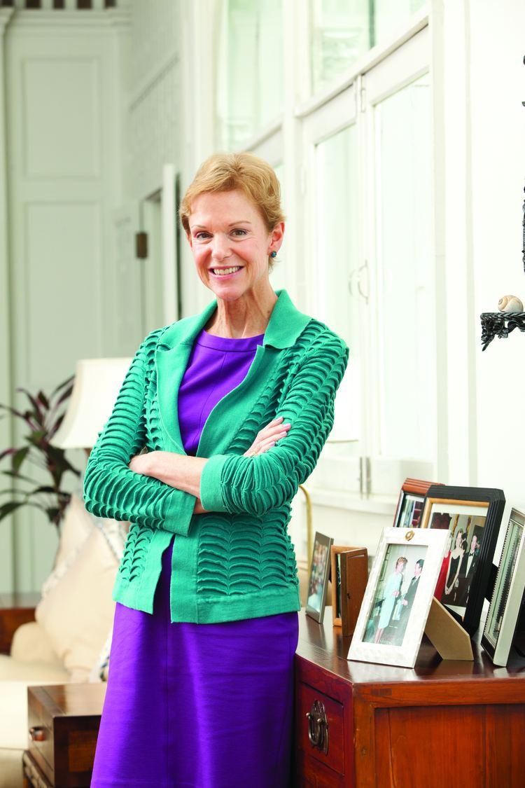 Kristie Kenney Tech Talk with Thailand39s US Ambassador Kristie A