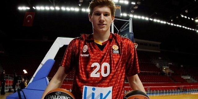 Kristijan Nikolov Galatasaray Welcome to Eurocup