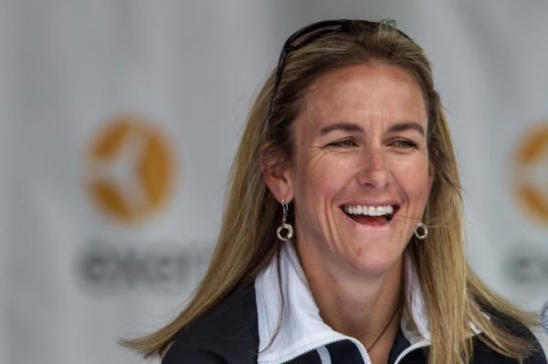Kristin Armstrong Kristin Armstrong says she will be in top form for London