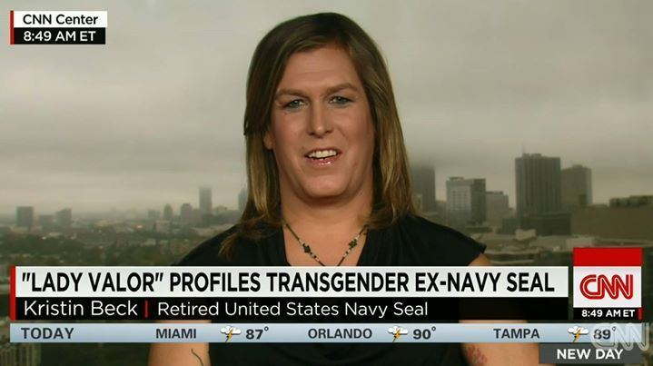 Kristin Beck Kristin Beck The Military Spouse Book Review