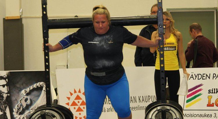 Kristin Rhodes Acee World39s Strongest Woman is an athlete we can relate