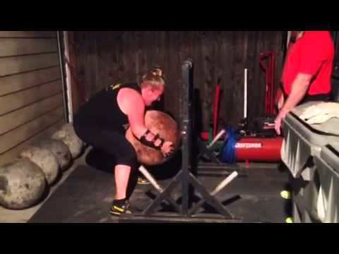Kristin Rhodes Americas Strongest Woman Strongwoman Kristin Rhodes World record