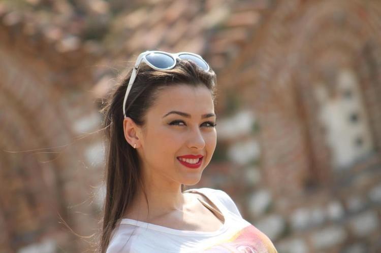 Kristina Bakiu Kristina Bakiu is Miss Universe Albania 2013 Beauty Contests BLOG