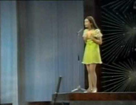 Kristina Hautala Kristina Hautala Finland Place 16 Eurovision Song Contest 1968