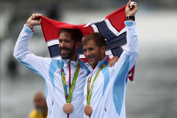 Kristoffer Brun Kristoffer Brun Photos Photos Rowing Olympics Day 7 Zimbio