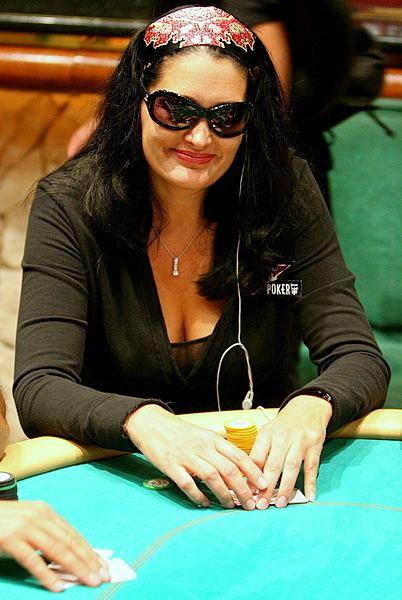 Kristy Gazes Kristy Gazes Mixed Games Poker Player PokerListingscom