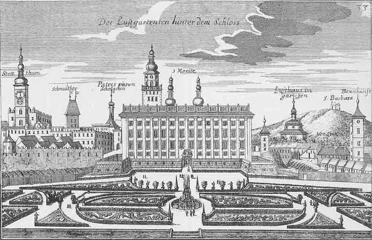 Kromeriz in the past, History of Kromeriz