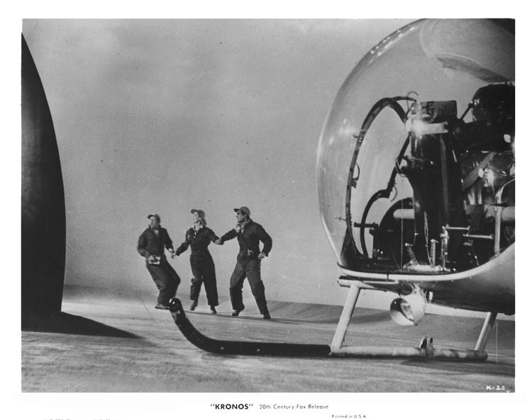 Kronos (film) Publicity still from the 1957 motion picture KRONOS KRONOS