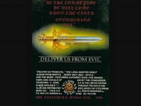 kryst the conqueror metallum