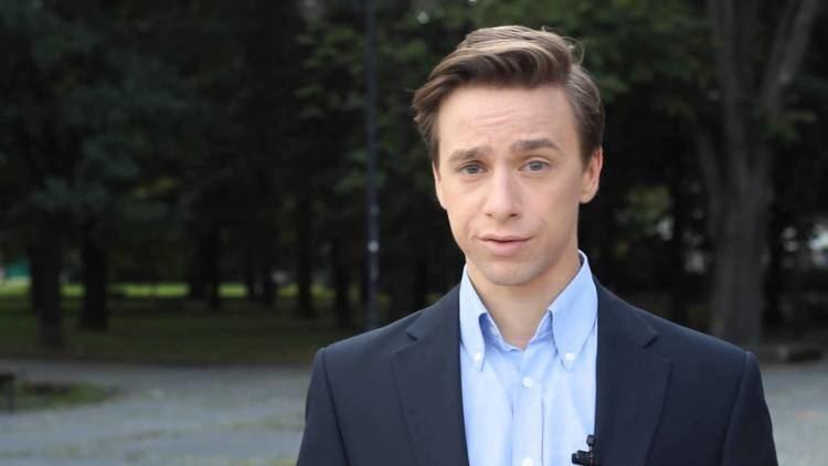 Krzysztof Bosak Krzysztof Bosak kandydat do Senatu YouTube
