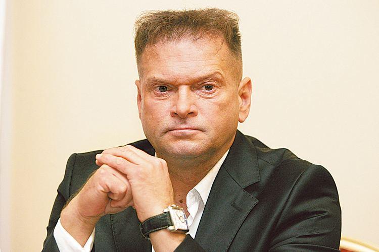 Krzysztof Rutkowski Krzysztof Rutkowski zeznawa w sprawie mierci Leppera SEpl