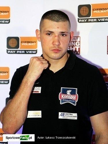 Krzysztof Zimnoch Krzysztof Zimnoch Boks zawodowy WP SportoweFakty