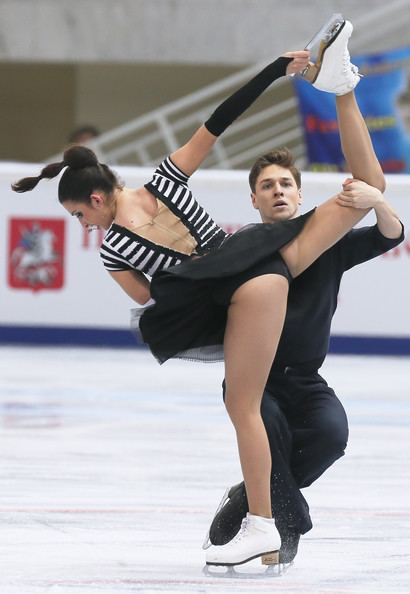 Ksenia Monko Ksenia Monko Pictures Rostelecom Cup ISU Grand Prix Day