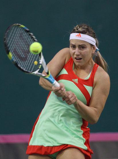 Ksenia Pervak ITF Tennis Pro Circuit Player Profile PERVAK Ksenia