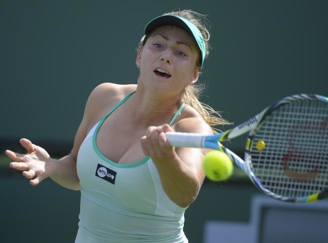 Ksenia Pervak Maria Sharapova vs Ksenia Pervak Score and Recap from