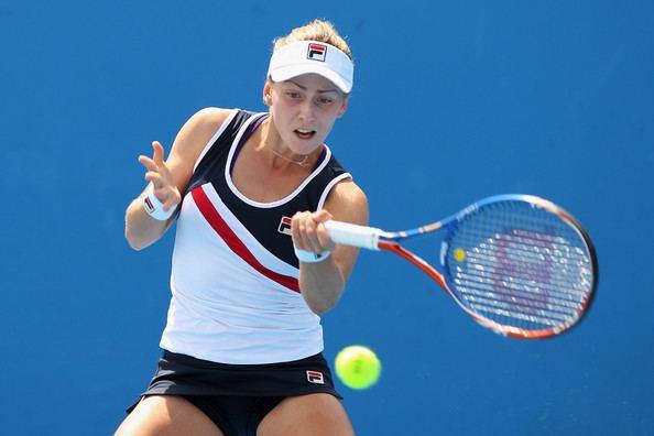 Ksenia Pervak Ksenia Pervak Photos 2011 Australian Open Day 2 Zimbio