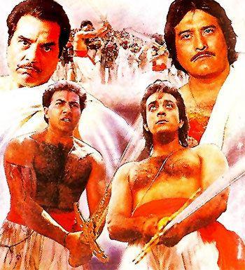 Quiz What was the original title of the film Kshatriya Rediff