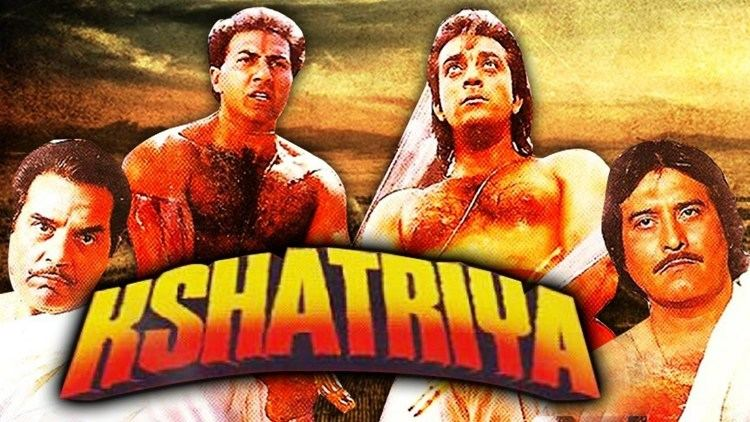 Kshatriya 1993 Full Hindi Movie Sunny Deol Sanjay Dutt
