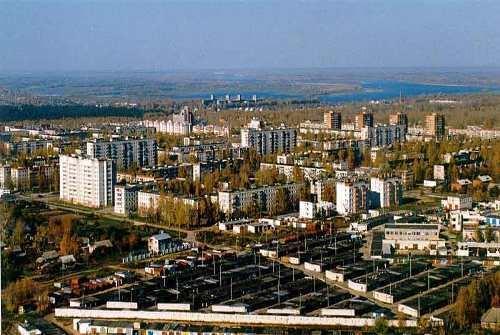Kstovo in the past, History of Kstovo