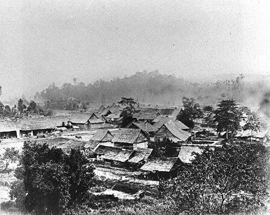 Kuala Lumpur in the past, History of Kuala Lumpur