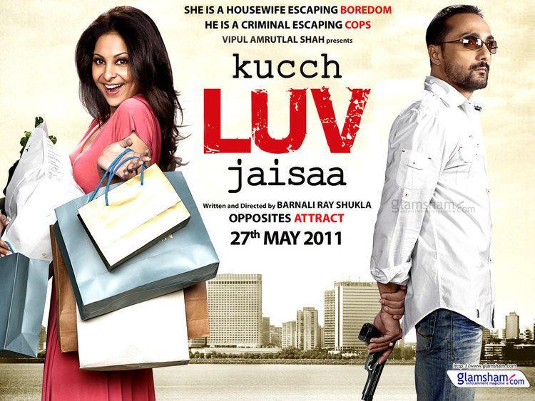 Kucch Luv Jaisaa movie wallpaper 31420 Glamsham