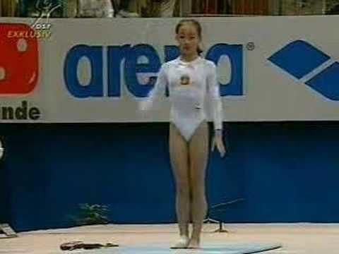 Kui Yuanyuan 1997 Worlds WAG EF Kui Yuanyuan Vault YouTube