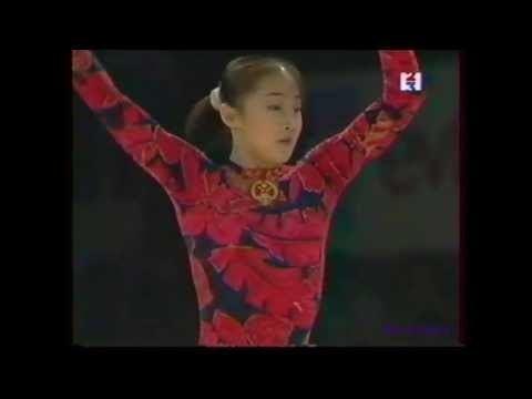 Kui Yuanyuan KUI Yuanyuan floor Massilia Gym Cup 1999 EF YouTube