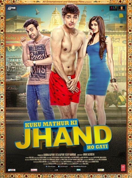 Kuku Mathur Ki Jhand Ho Gayi Movie Poster 4 of 5 IMP Awards