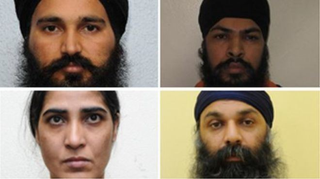 Kuldip Singh Brar Indian LtGen Kuldeep Singh Brar attackers jailed BBC News