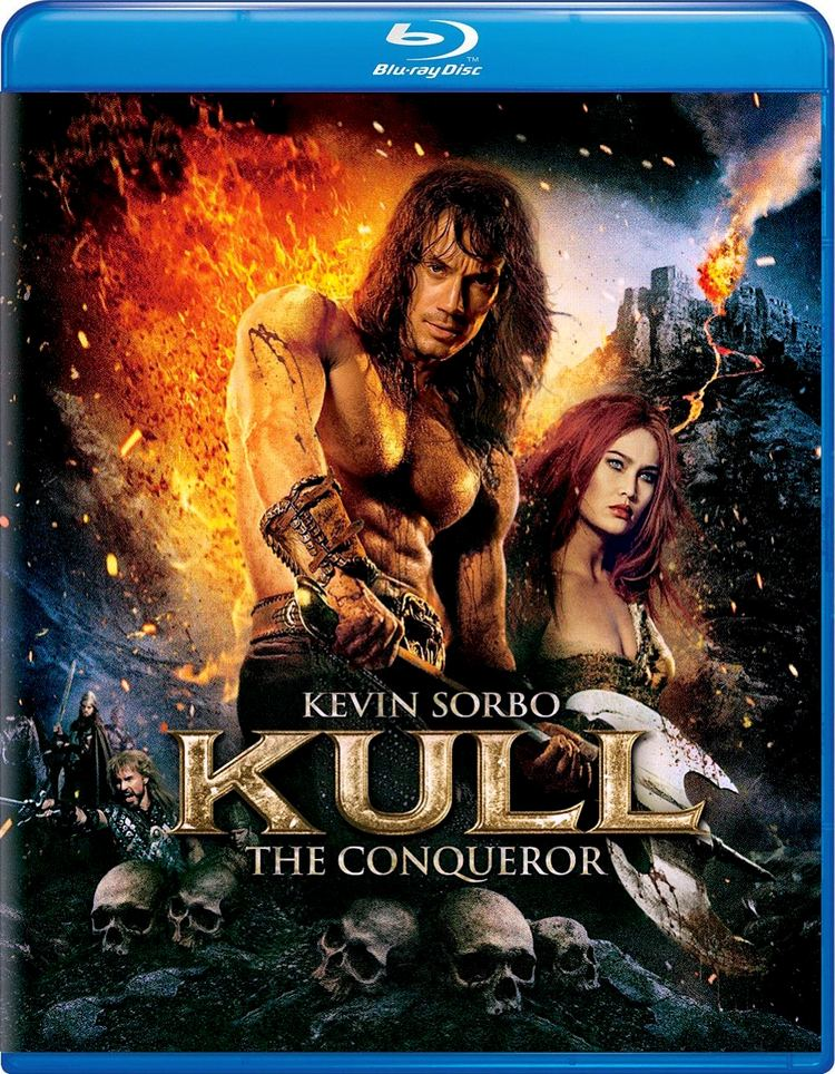 Kull the Conqueror Kull the Conqueror Bluray