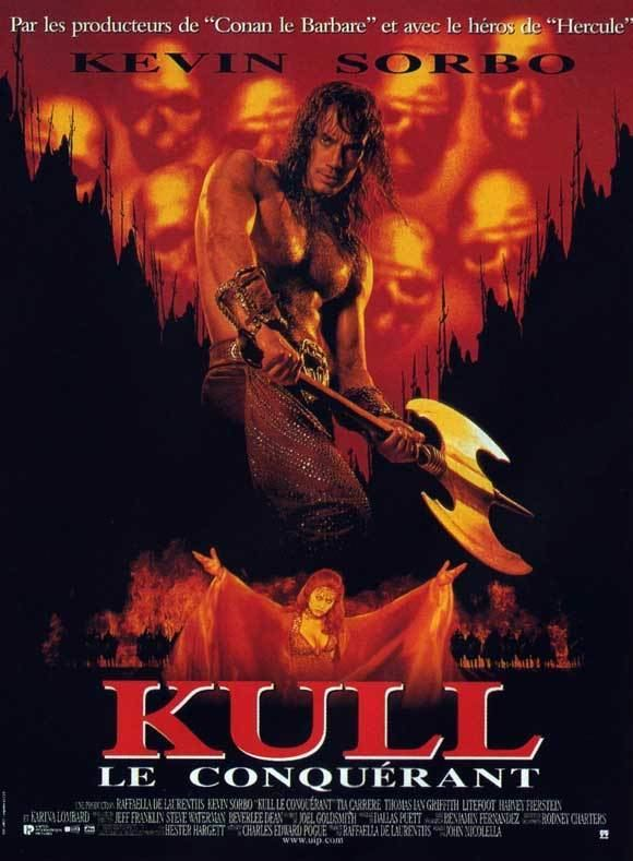 Kull the Conqueror All Movie Posters and Prints for Kull The Conqueror JoBlo Posters