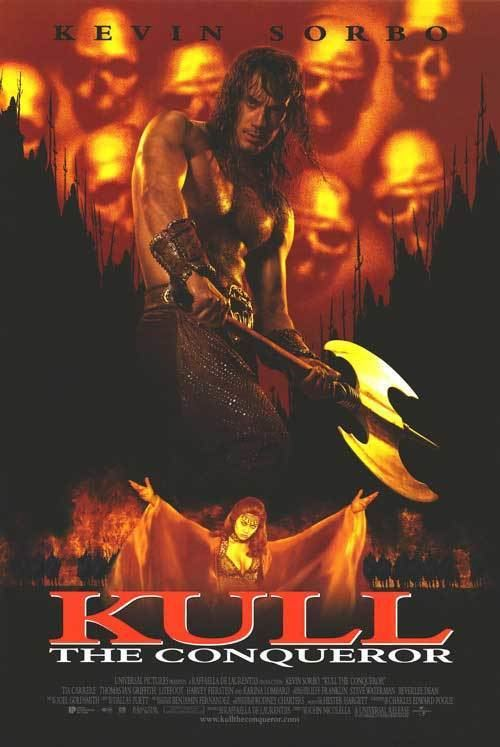 Kull the Conqueror Kull The Conqueror movie posters at movie poster warehouse