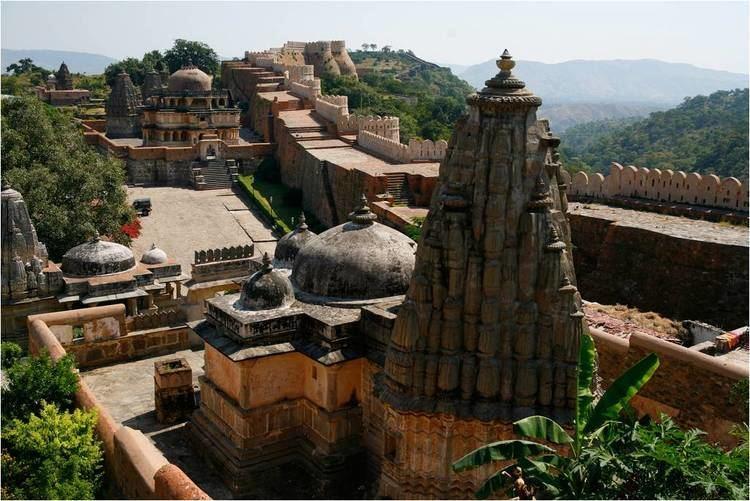 Kumbhalgarh in the past, History of Kumbhalgarh
