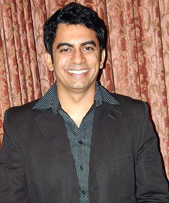 Kunal Kumar Actor Kunal Kumar is busy directing his first ad film Tellywood