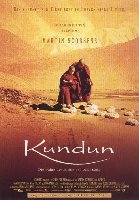 Kundun Divine Inspiration THE APOSTLE KUNDUN Jonathan Rosenbaum