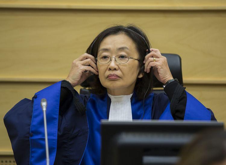 Kuniko Ozaki Judge Kuniko Ozaki of Trial Chamber III hearing the closin Flickr