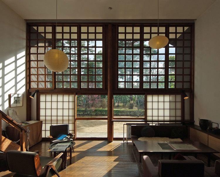 Kunio Maekawa House Tokyo 1942 Flickr
