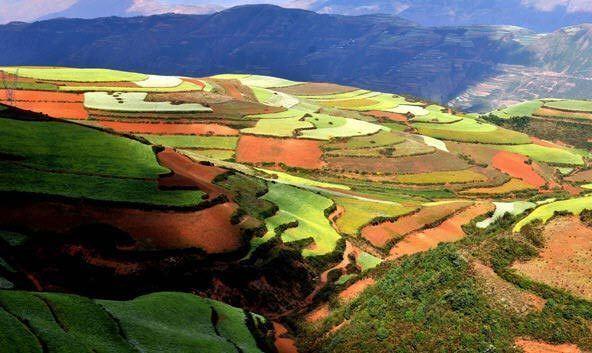 Kunming Beautiful Landscapes of Kunming