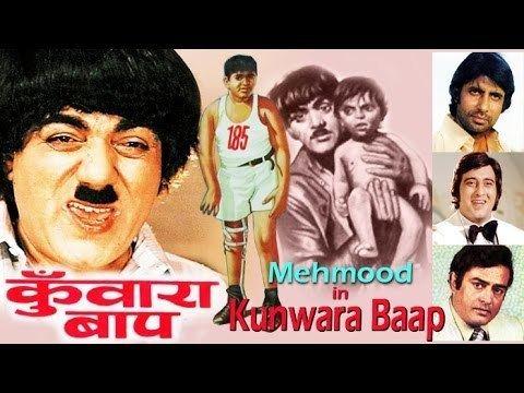 Kunwara Baap Full Hindi Movie Comedy Mehmood Sanjeev Kumar