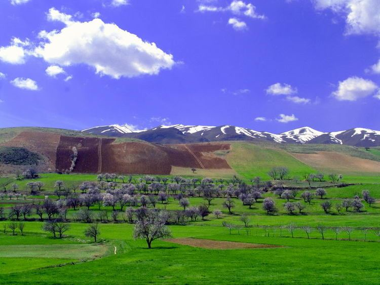 Kurdistan Province Beautiful Landscapes of Kurdistan Province
