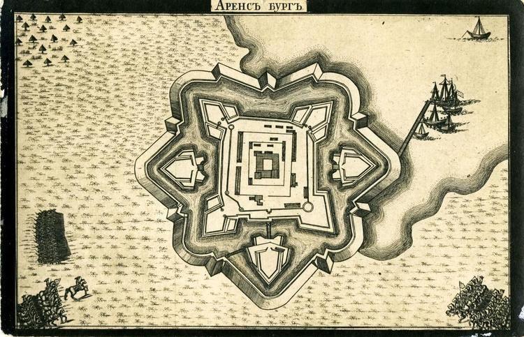 Kuressaare in the past, History of Kuressaare
