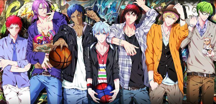 Kuroko's Basketball 1000 images about Kuroko No Basuke on Pinterest Kuroko