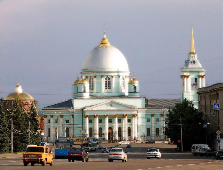Kursk russiatrekorgimagesphotokurskcitycathedraljpg