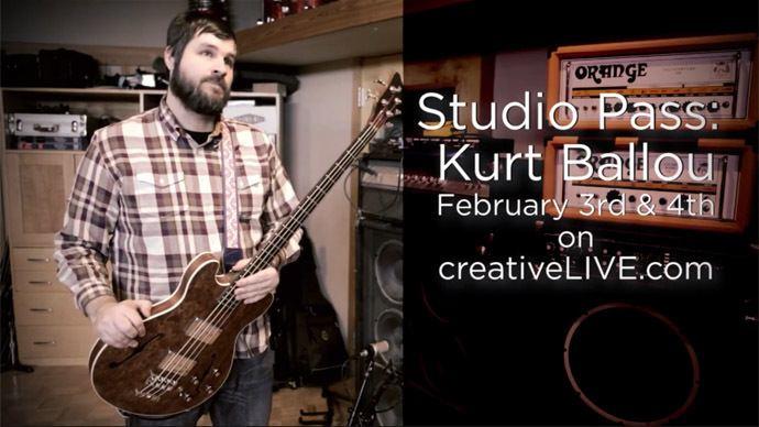 Kurt Ballou A Sneak Preview of Studio Pass Kurt Ballou GearGods