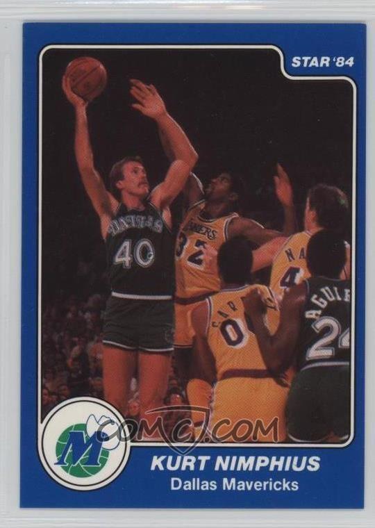 Kurt Nimphius 198384 Star Base 56 Kurt Nimphius COMC Card Marketplace