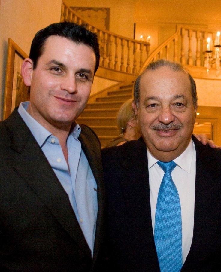 Kurt Rappaport Kurt Rappaport and Carlos Slim People Pinterest