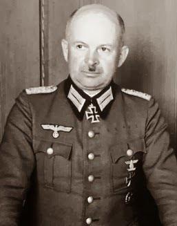 Kurt Zeitzler Zeitzler Kurt WW2 Gravestone