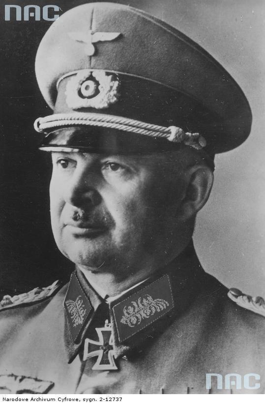 Kurt Zeitzler General Kurt Zeitzler Weapons and Warfare