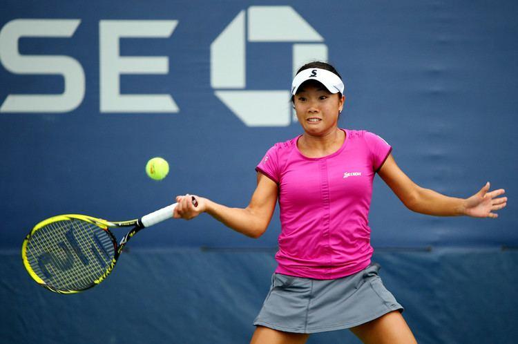 Kurumi Nara Tennis Japan WTA Kurumi Nara vs Misaki Doi 2292015
