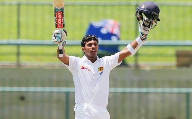 Kusal Mendis Pallekele Test Kusal Mendis stages turnaround Sri Lanka lead by